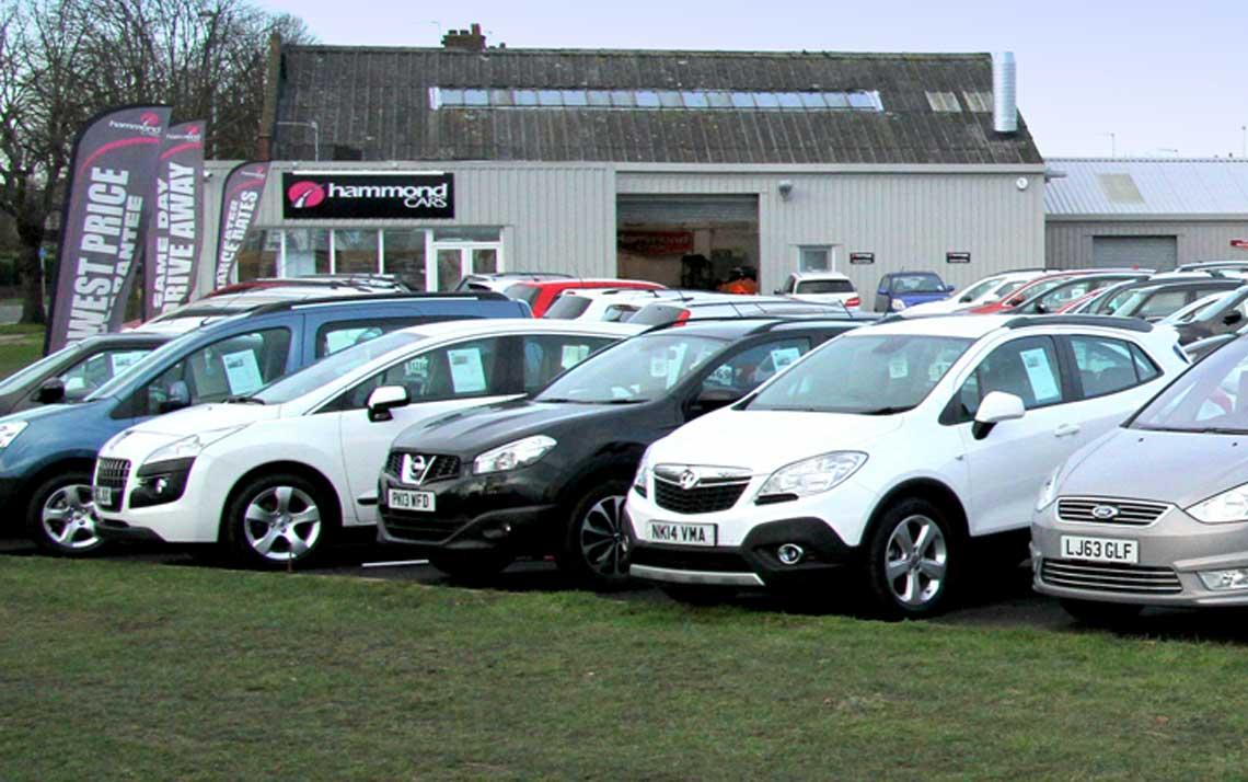 Hammond Cars