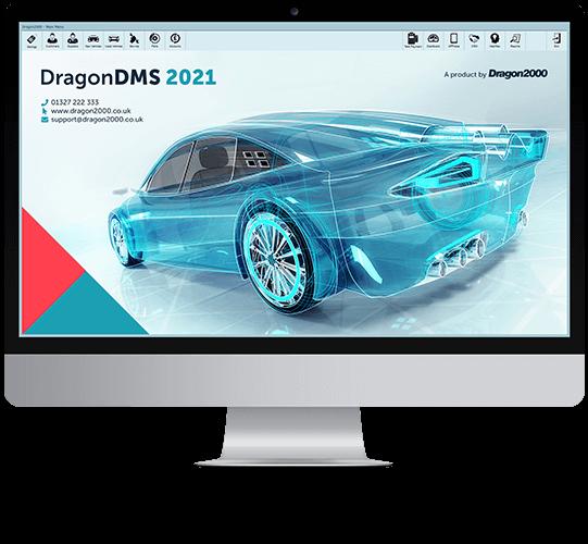 DragonDMS 2021 space
